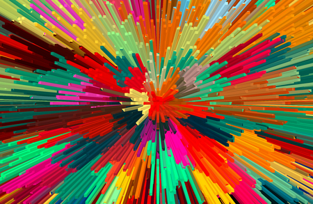 multi colors: Abstract background of multi colors