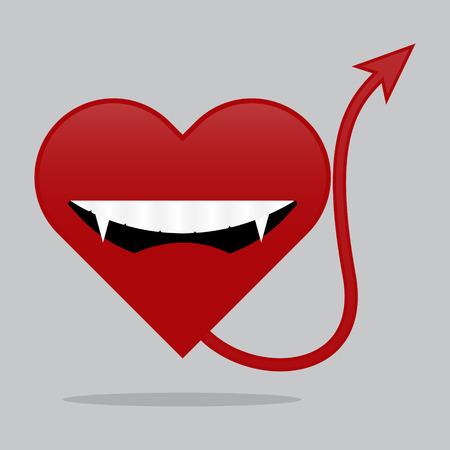 Сердце вампира картинки