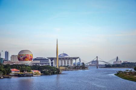 Putrajaya city, Malaysia Stock Photo