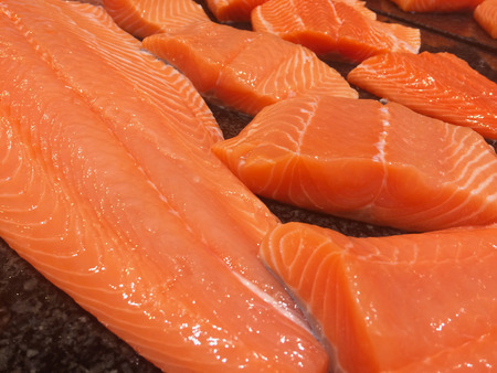 Salmon is highly nutritious, high in protein with essential amino acids  valuable vitamins A  D   B6   B12  and niacin   and riboflavin     iron    calcium   zinc   magnesium and phosphorus.