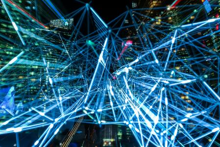 AI Technology Optical Fibre