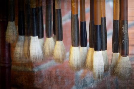 Writing brush