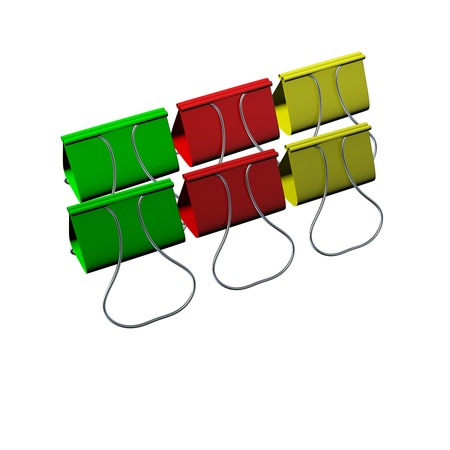 binder clips for adv or others purpose use photo