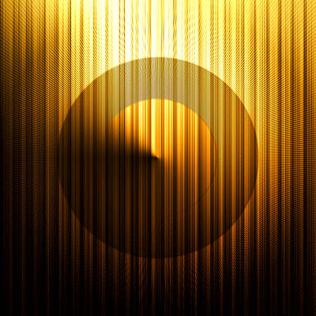 abstracted: golden abstracted background for adv or others purpose use