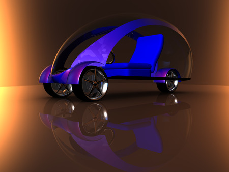 a two wheeled vehicle: Concept of motor vehicles for adv or others purpose use