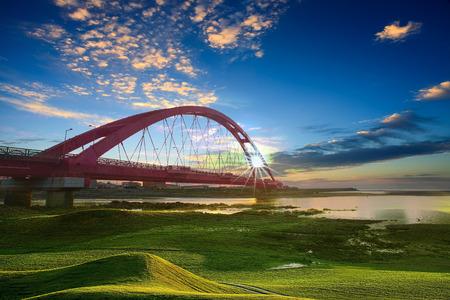 famous rainbow bridge photo