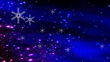 christmas background with star lights for adv or others purpose use photo