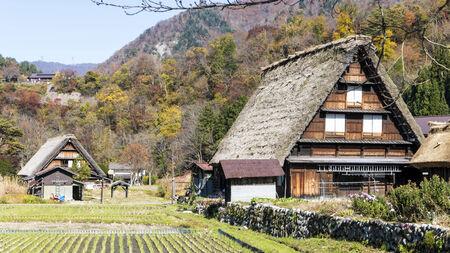 gokayama: The Historic Villages of Shirakawa-gand Gokayama for adv or others purpose use