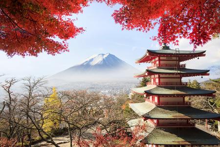 koyo: Arakura Sengen shrine