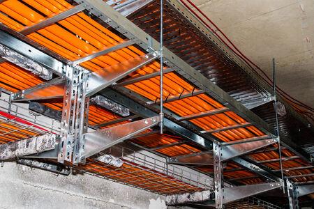 retardant: Installazione speciale di cavi da testare
