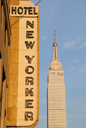 hotels building: New Yorker Hotel