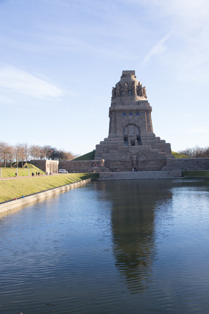 nations: the monument of the battle of the nations
