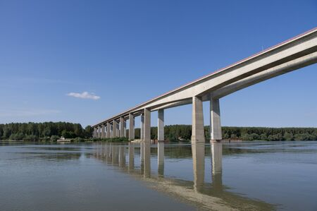 serbia: Brand New Bridge in Serbia