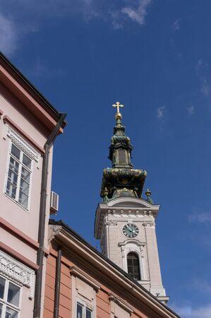 southeast europe: Saborna Curch in Novi Sad