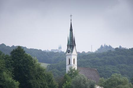 provincial: Church behind a Church