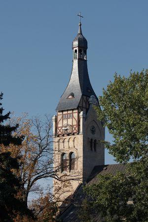 lutheran: Lutheran church in Jurmala,Latvia