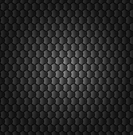 Nanotechnology matrix  Fantastic seamless repeating pattern