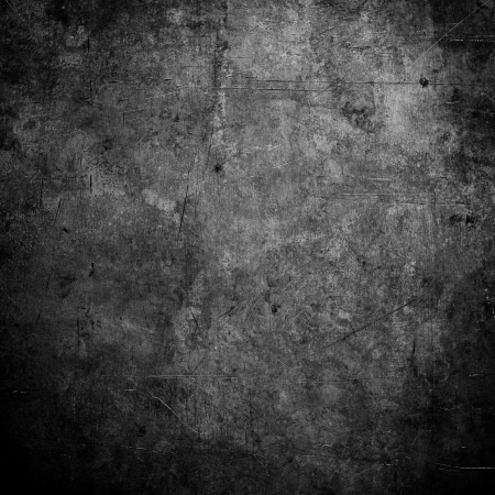 scratched metal: old scratched metal texture with shaded edges