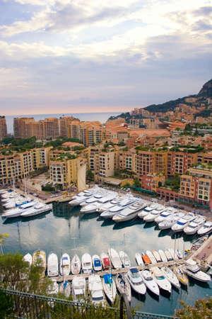 monte: Monte Carlo harbor