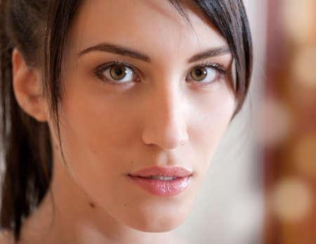 Portrait of attractive girl Stock Photo - 4303408