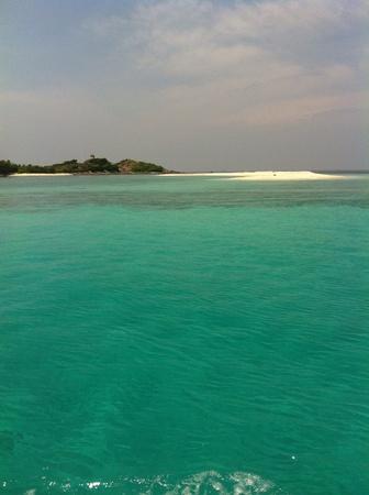 redang: Peaceful beach