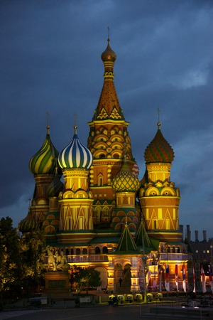 St Basil s Cathedral Stock Photo