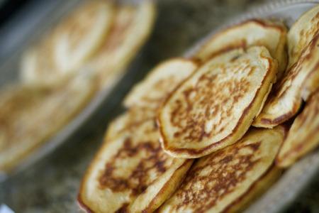 Delicious Blueberry Pancakes