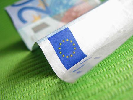 miserly: 20 Euro Schein