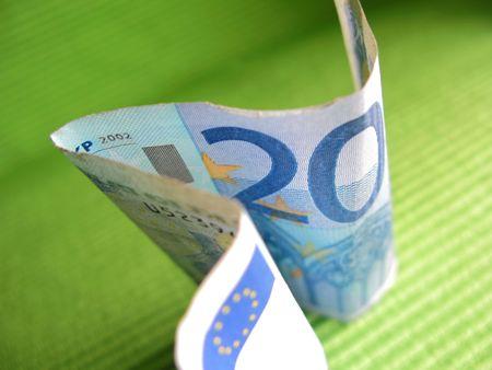 schein: 20 Euro Schein
