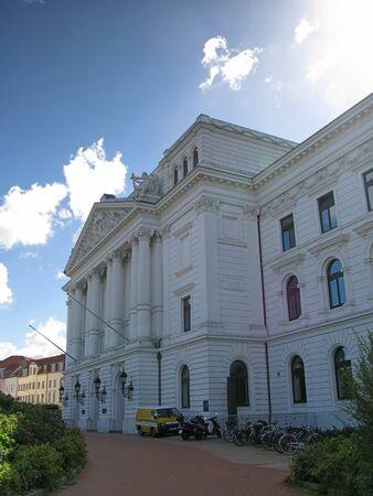 altona Rathaus Standard-Bild