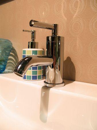 Design Wasserhahn photo