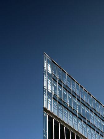 metall and glass: Architektur Glasgebäude hamburger