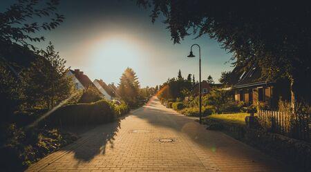 habitable: residential area Bovenau