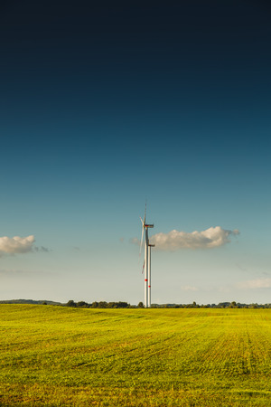 wind force: Wind farm
