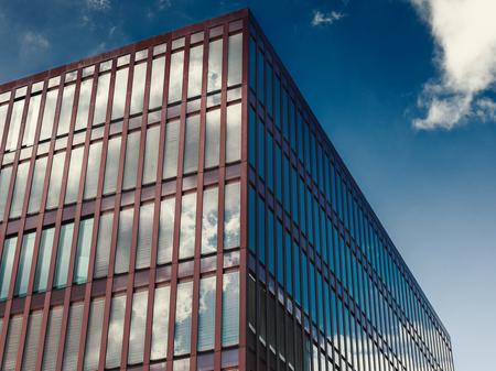 hafencity red building