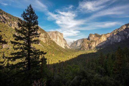 Yosemite National Park, California, USA Imagens
