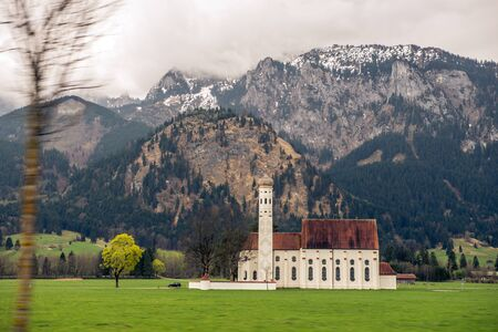 the church of neuschwanstein germany