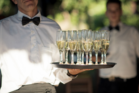 Food and drink for a stunning wedding