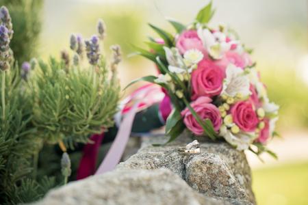 Exquisite wedding rings