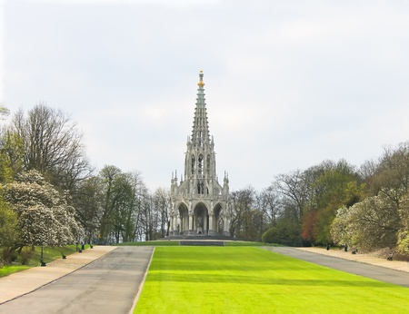 leopold: King Leopold I Monument Brussels, Belgium