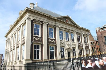 Mauritshuis Museum in  Hague. Den Haag. Netherlands