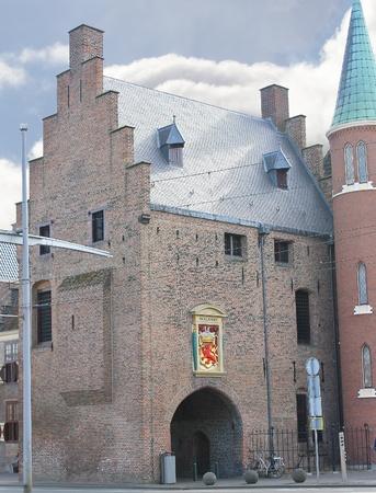 den: Gevangenpoort,  Hague, Den Haag. Netherlands