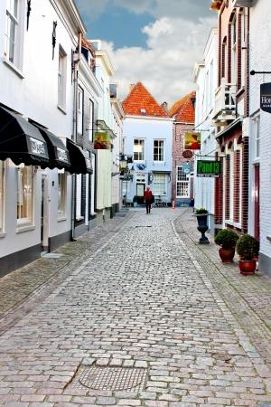 In der niederländischen Stadt Heusden.
