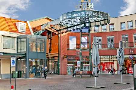 eindhoven: Shopping center in the dutch city of Eindhoven. Netherlands