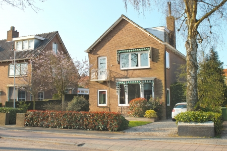 House in the suburb. Netherlands