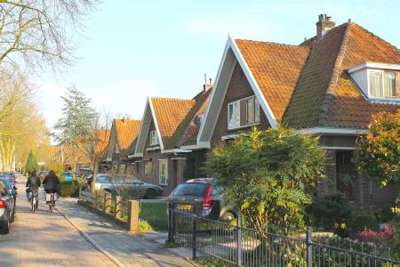 gorinchem: On the streets of Gorinchem. Netherlands