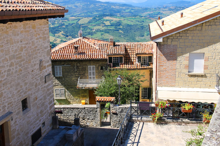 Picturesque Italian home in San Marino photo