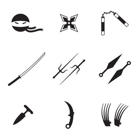 Ninja icons