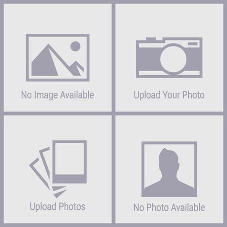 No hay foto, sube una imagen illustration, image Foto de archivo - 84730194