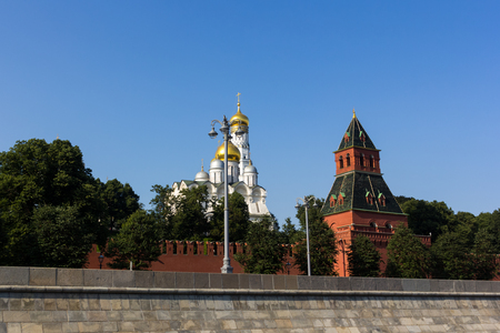 Petrovskaya tower of Kremlin